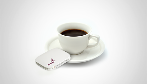 Biscuit – The Smallest Portable WiFi Router